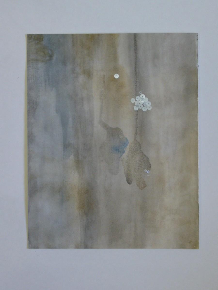 La presencia torpe II. (Anita Berber) #1